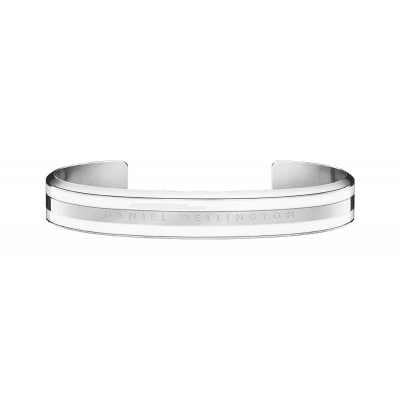 DW手镯,手镯,情侣手镯,银手镯,danielwellington手镯, Classic Bracelet Satin White
