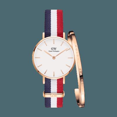 女士手表,女士腕表,女表,女士手表品牌,手表女款,手表女士,女款手表哪个牌子好,女表品牌,送女朋友什么礼物好, Petite Cambridge +Bracelet