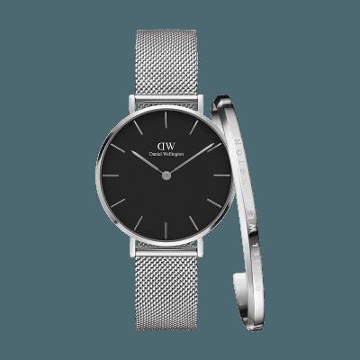 女士手表,女士腕表,女表,女士手表品牌,手表女款,手表女士,女款手表哪个牌子好,女表品牌,送女朋友什么礼物好, Petite Sterling+Bracelet