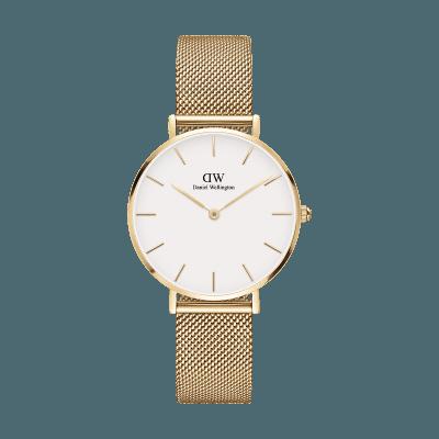 手表品牌排行榜,手表品牌,手表哪个牌子好,情侣表,生日礼物,情人节礼物,品牌手表,腕表之家,石英手表,时尚手表,潮流手表,情侣手表,情侣对表, Watch Petite Evergold Gold 32mm
