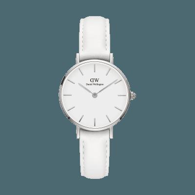 手表品牌排行榜,手表品牌,手表哪个牌子好,情侣表,生日礼物,情人节礼物,品牌手表,腕表之家,石英手表,时尚手表,潮流手表,情侣手表,情侣对表, W Petite Bondi Silver 28mm