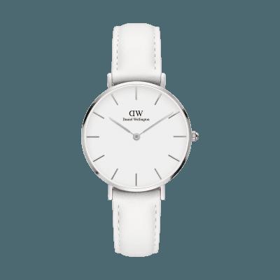 手表品牌排行榜,手表品牌,手表哪个牌子好,情侣表,生日礼物,情人节礼物,品牌手表,腕表之家,石英手表,时尚手表,潮流手表,情侣手表,情侣对表, W Petite Bondi Silver 32mm
