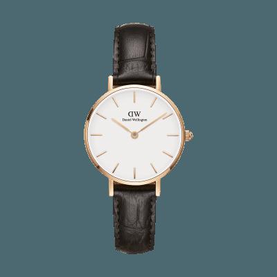 手表品牌排行榜,手表品牌,手表哪个牌子好,情侣表,生日礼物,情人节礼物,品牌手表,腕表之家,石英手表,时尚手表,潮流手表,情侣手表,情侣对表, PO-W Petite York RG 28mm