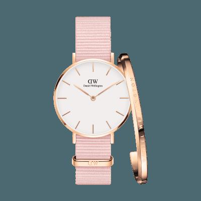 女士手表,女士腕表,女表,女士手表品牌,手表女款,手表女士,女款手表哪个牌子好,女表品牌,送女朋友什么礼物好, Petite Rosewater+Bracelet