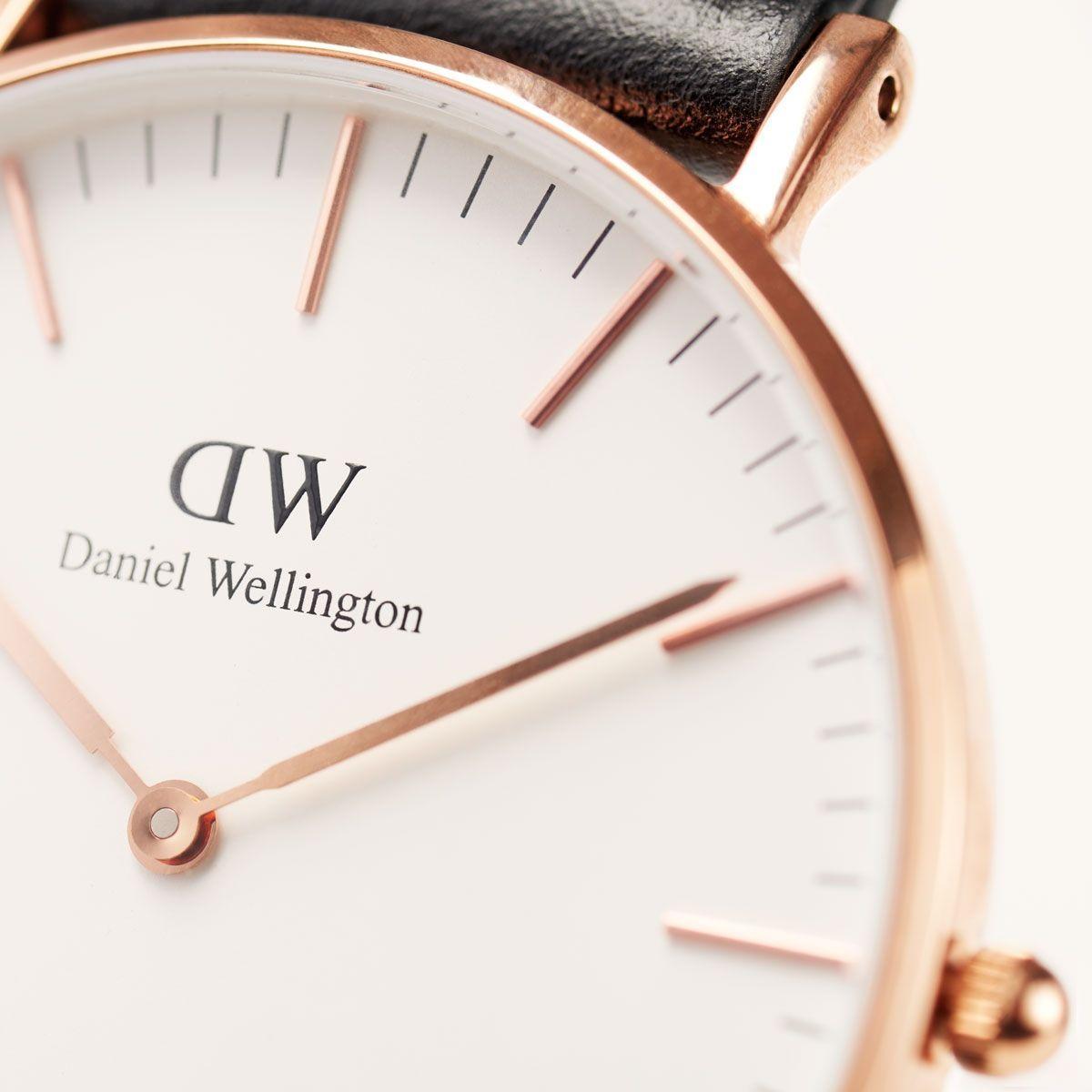 dw官网 dw手表官网 dw中国官网 dw官方旗舰店 DW DW官网  W Classic Southamptn RG 36mm