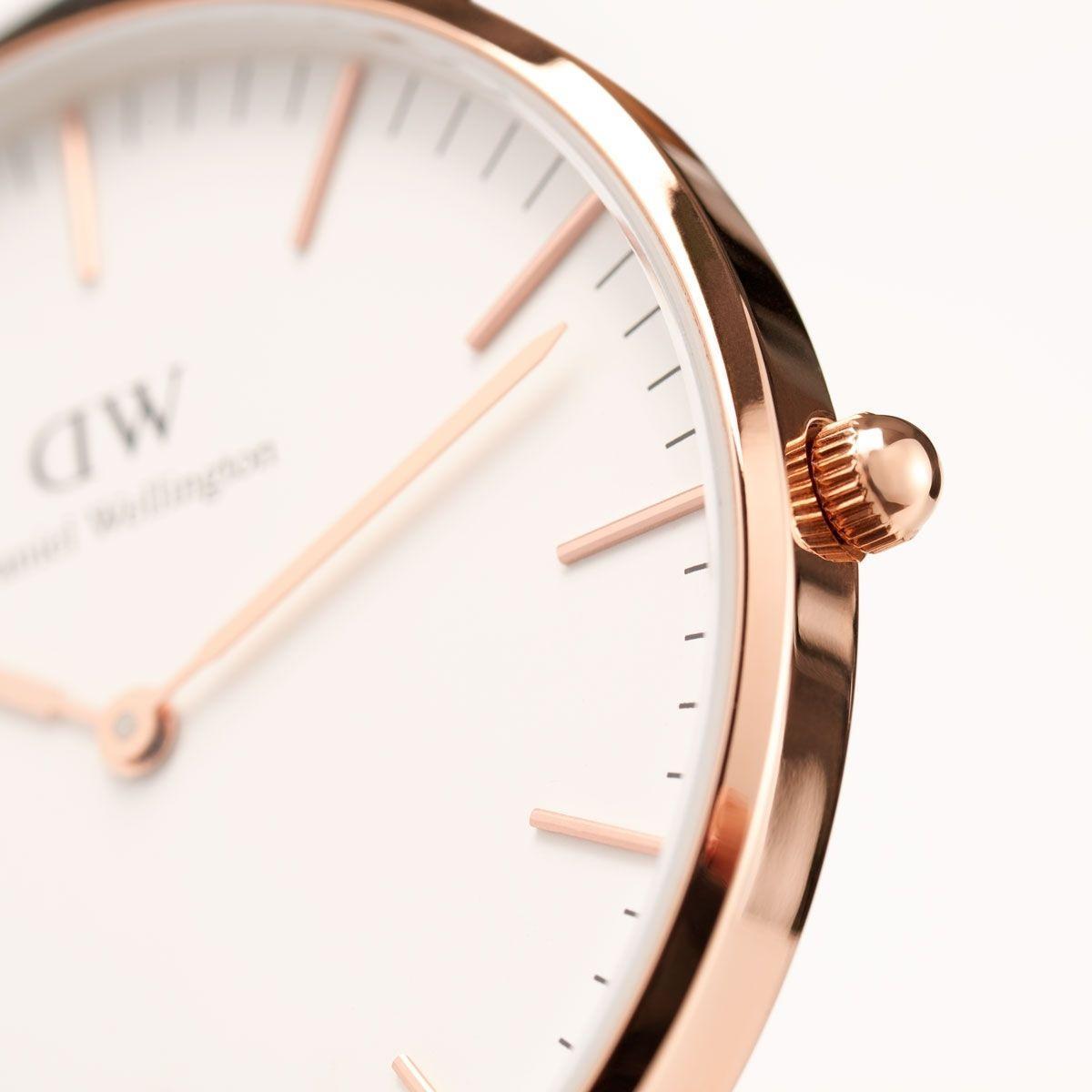dw官网 dw手表官网 dw中国官网 dw官方旗舰店 DW DW官网  W Classic Cornwall RG 36mm
