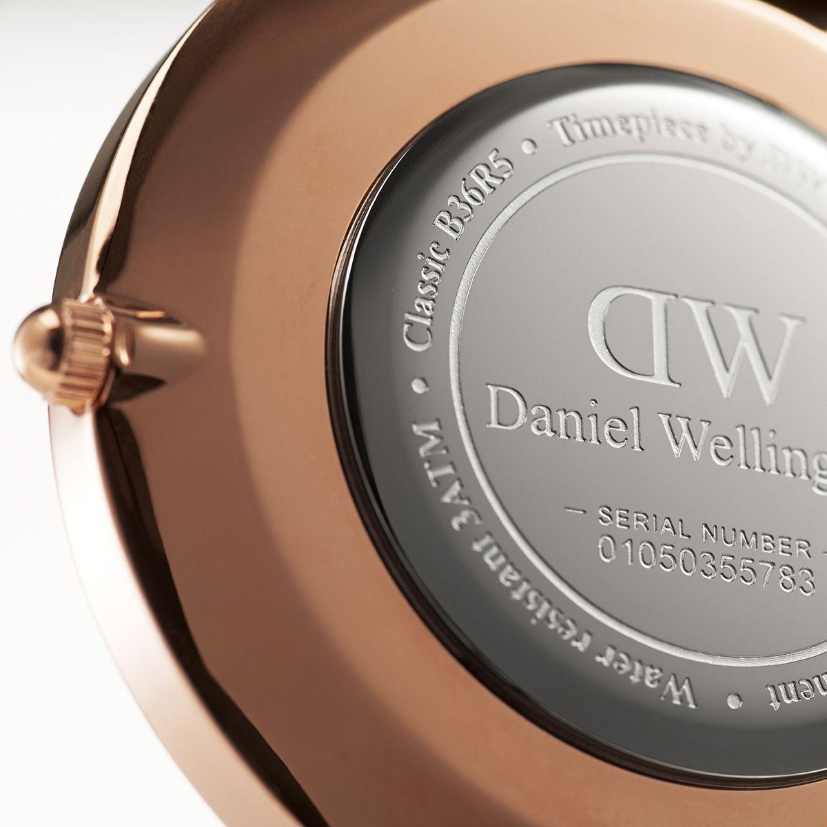dw官网 dw手表官网 dw中国官网 dw官方旗舰店 DW DW官网  W Classic Bayswater RG 36mm