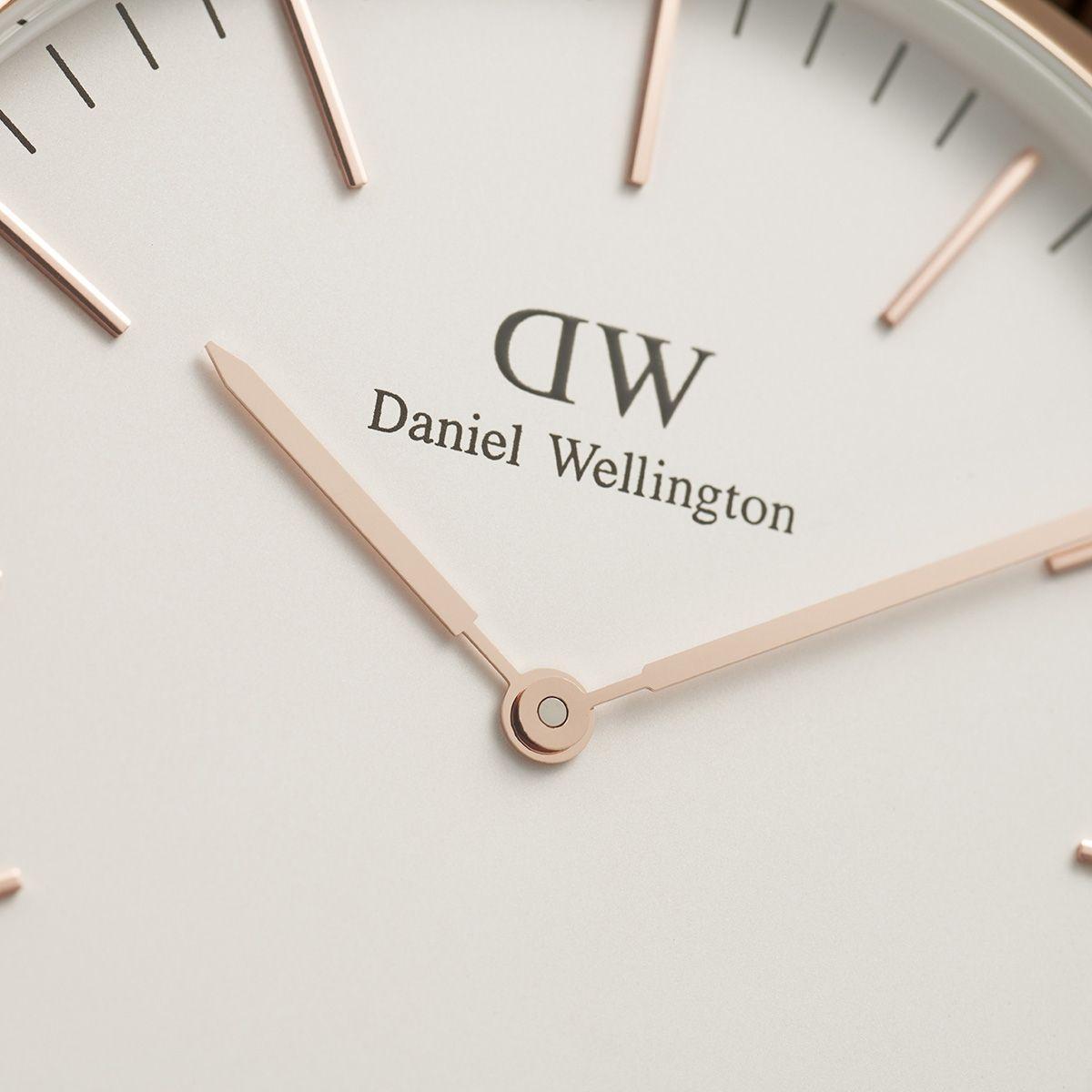 dw官网 dw手表官网 dw中国官网 dw官方旗舰店 DW DW官网  W Classic Bayswater RG 40mm