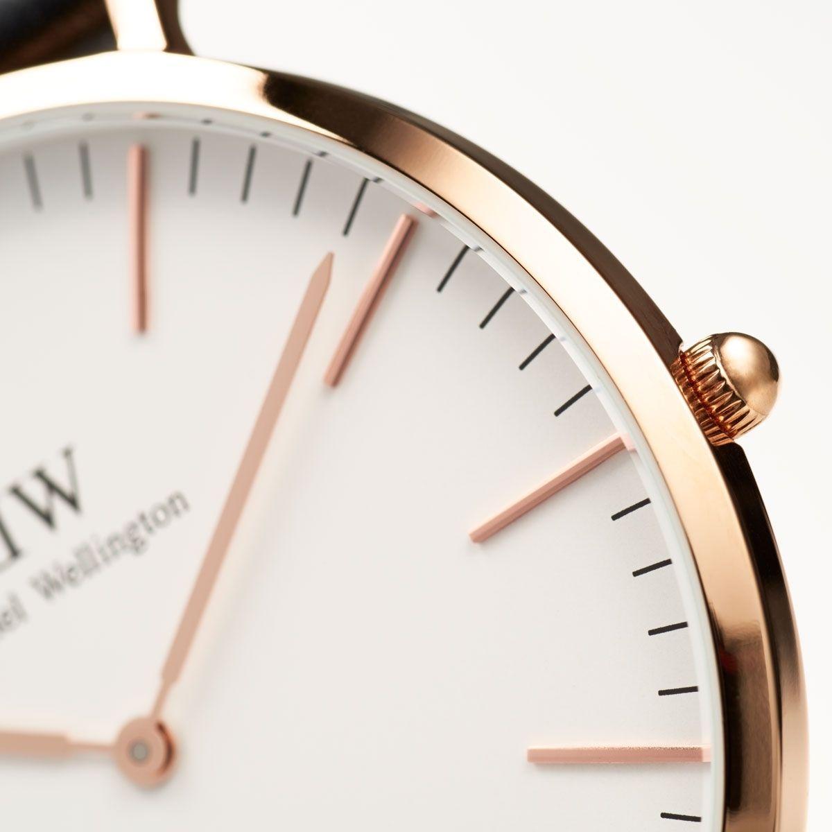 dw官网 dw手表官网 dw中国官网 dw官方旗舰店 DW DW官网  W Classic Cornwall RG 40mm