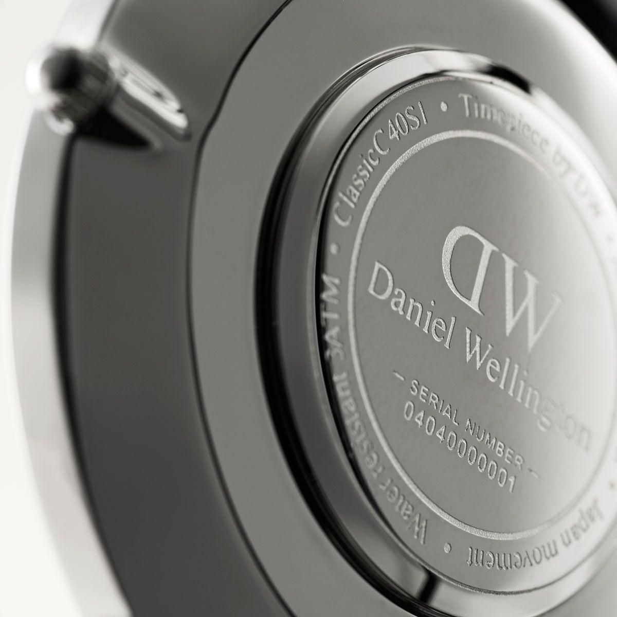 dw官网 dw手表官网 dw中国官网 dw官方旗舰店 DW DW官网  W Classic Sheffield Silver 40mm