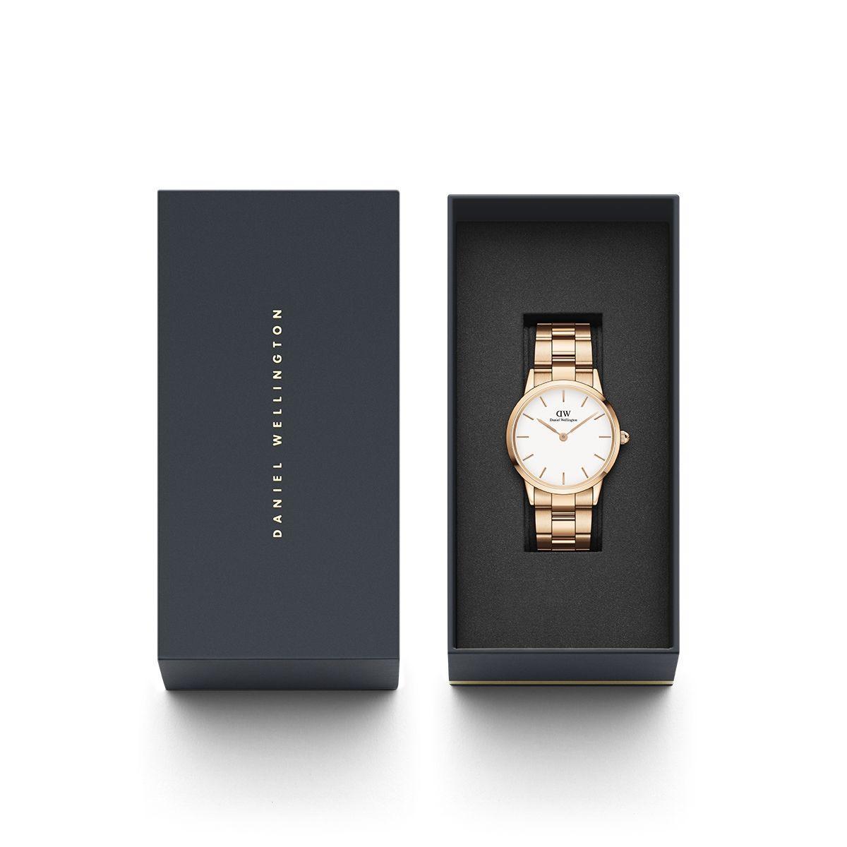 dw官网 dw手表官网 dw中国官网 dw官方旗舰店 DW DW官网  Watch Iconic Link RG 36mm