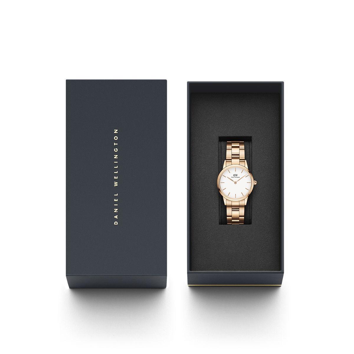 dw官网 dw手表官网 dw中国官网 dw官方旗舰店 DW DW官网  Watch Iconic Link RG 28mm