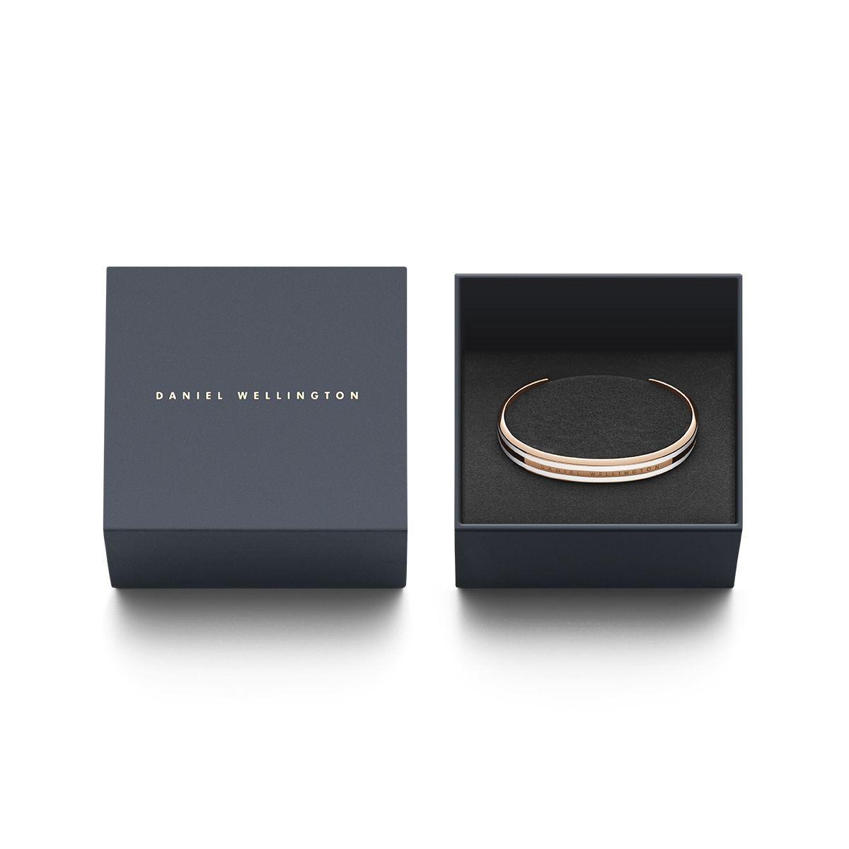 dw官网 dw手表官网 dw中国官网 dw官方旗舰店 DW DW官网  Classic Slim Bracelet Satin White RG M