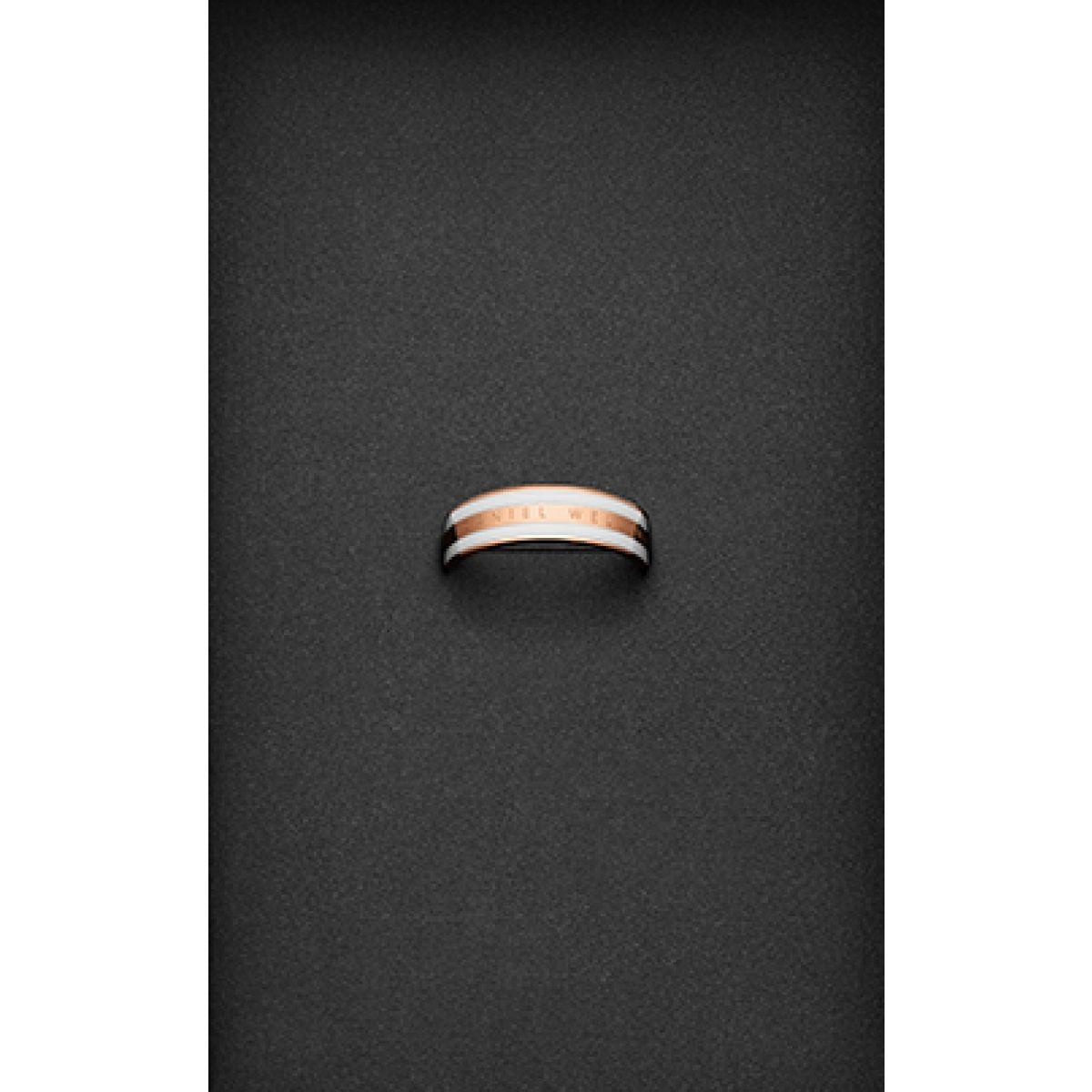 dw官网 dw手表官网 dw中国官网 dw官方旗舰店 DW DW官网  Classic Ring Satin White RG 52mm