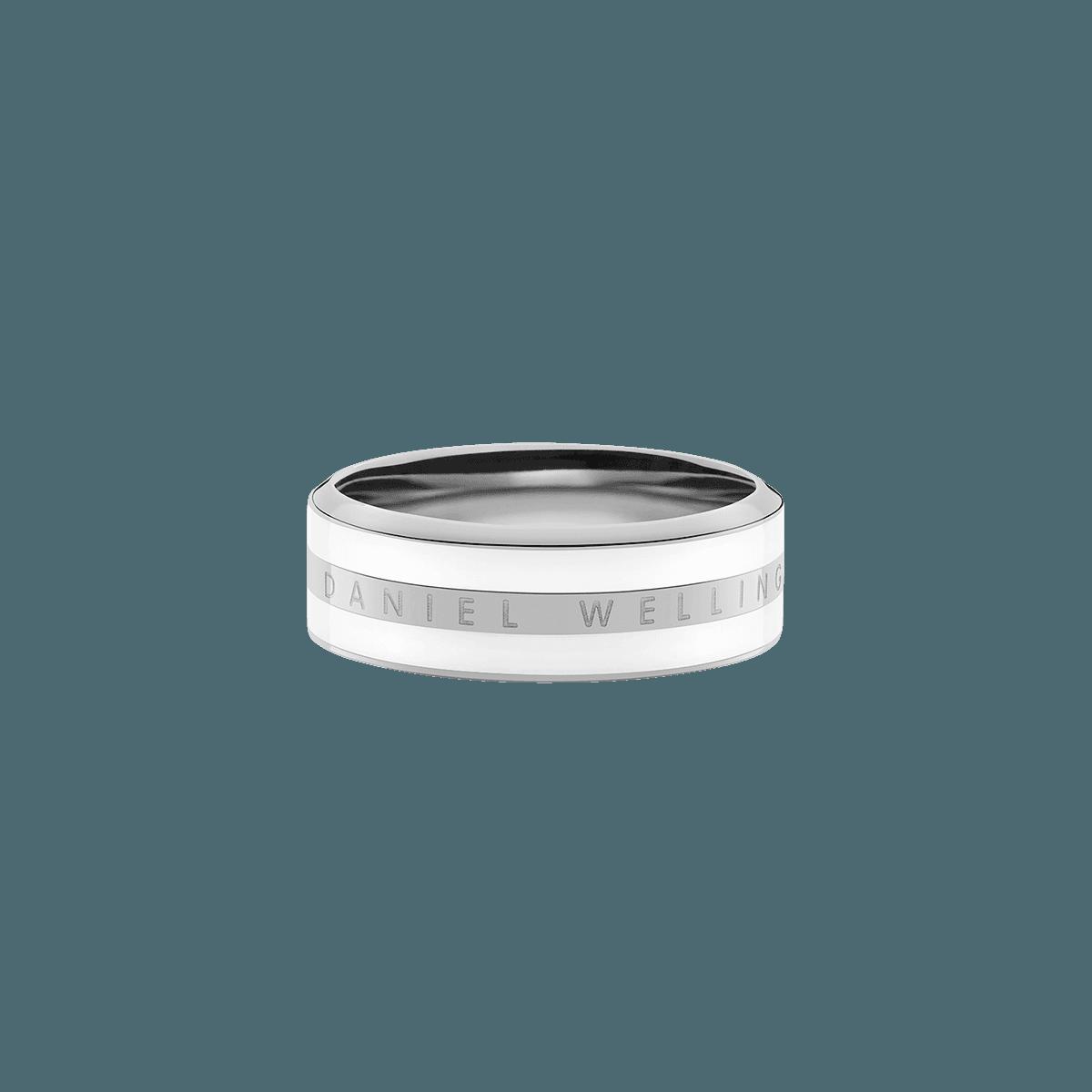 dw官网 dw手表官网 dw中国官网 dw官方旗舰店 DW DW官网  Classic Ring Satin White Silver 48mm