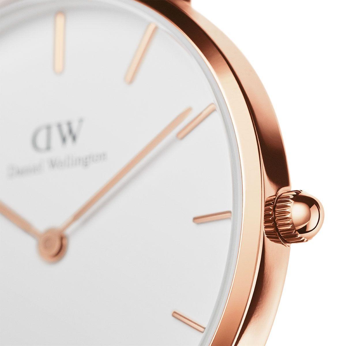 dw官网 dw手表官网 dw中国官网 dw官方旗舰店 DW DW官网  Watch Petite Melrose RG 32mm